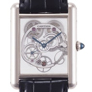 Cartier Tank Louis XL Skeleton - W5310012