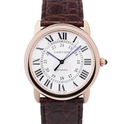 Cartier Ronde Solo - W2RN0008