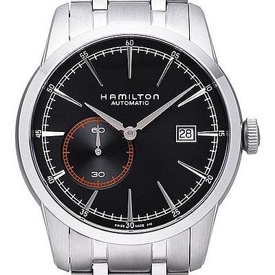 Hamilton Timeless Classic Railroad  - H40515131