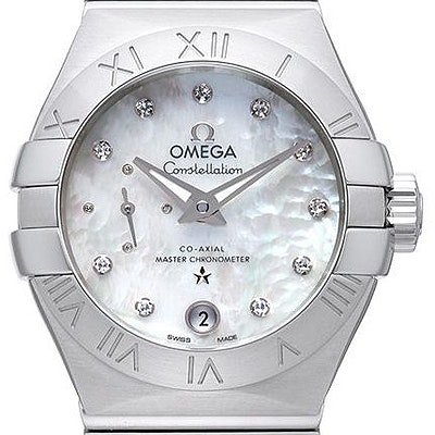 Omega Constellation Co-Axial Master Chronometer Small Seconds - 127.10.27.20.55.001