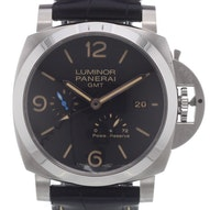 Panerai Luminor 1950 3 Days GMT Power Reserve Automatic Acciaio - PAM01321
