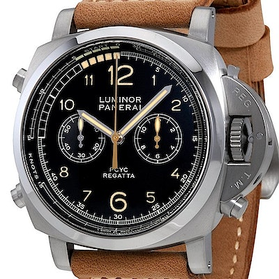 Panerai Luminor 1950 PCYC Regatta 3 Days Chrono Flyback Automatic Tatanio - PAM00652
