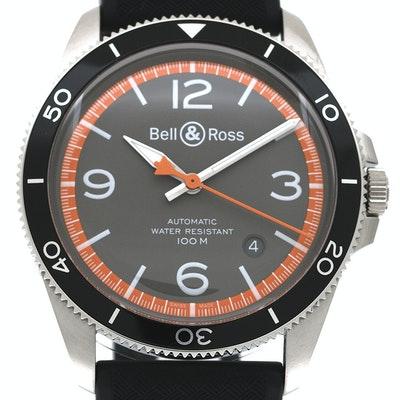 Bell & Ross BR V Garde-Cotes - BRV292-ORA-ST/SRB