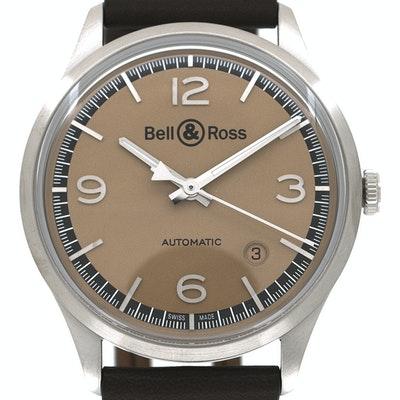 Bell & Ross BR V Bellytanker Ltd. - BRV192-BT-ST/SCA