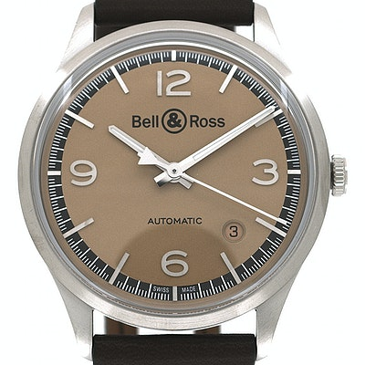 Bell & Ross BR V Bellytanker Ltd. - BRV192-BT-ST/SCA