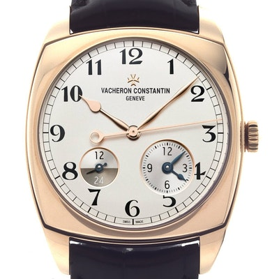 Vacheron Constantin Harmony Dual Time Small Model - 7800S/000R-B140