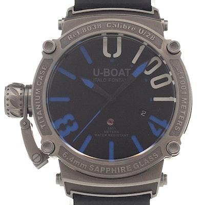 U-Boat Classic 1001 Blue Ltd. - 8038