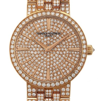 Vacheron Constantin Traditionnelle Small Model - 25575/Q02R-9281