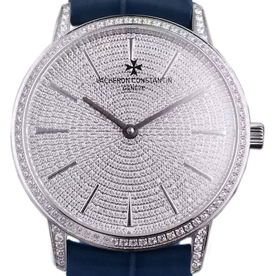 Vacheron Constantin Traditionnelle Small Model - 81591/000G-9913