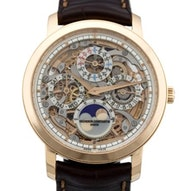 Vacheron Constantin Traditionnelle Perpetual Calendar Openworked - 43172/000R-9241