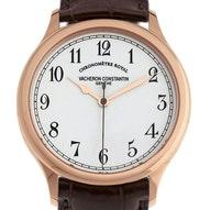 Vacheron Constantin Historiques Chronomètre Royal 1907 - 86122/000R-9362