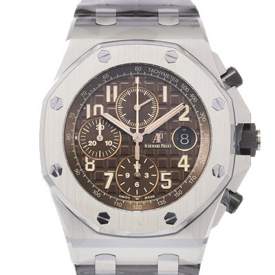 Audemars Piguet Royal Oak Offshore Chronograph - 26470ST.OO.A820CR.01