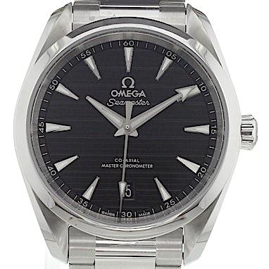 Omega Seamaster Aqua Terra 150 M Co-Axial Master Chronometer - 220.10.38.20.01.001