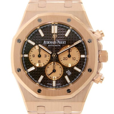 Audemars Piguet Royal Oak Chronograph - 26331OR.OO.1220OR.02