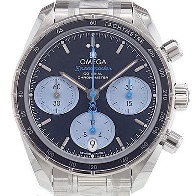Omega Speedmaster 38 Co-Axial Orbis - 324.30.38.50.03.002