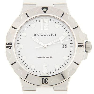 Bulgari Diagono Scuba - 102733 DP41WSVSD