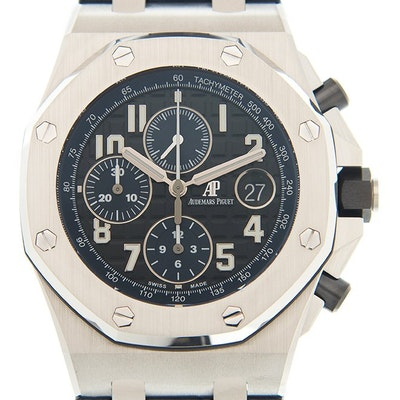 Audemars Piguet Royal Oak Offshore Chronograph - 26470ST.OO.A028CR.01