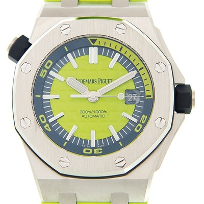 Audemars Piguet Royal Oak Offshore Diver - 15710ST.OO.A038CA.01