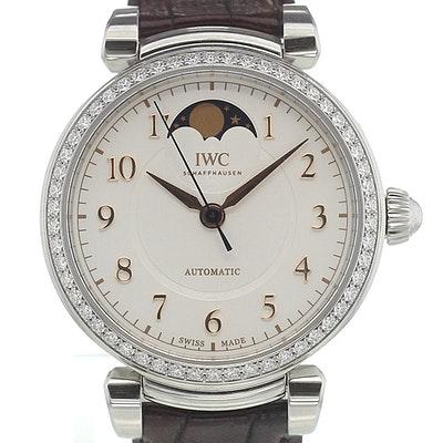 IWC Da Vinci Automatic Moon Phase 36 - IW459307