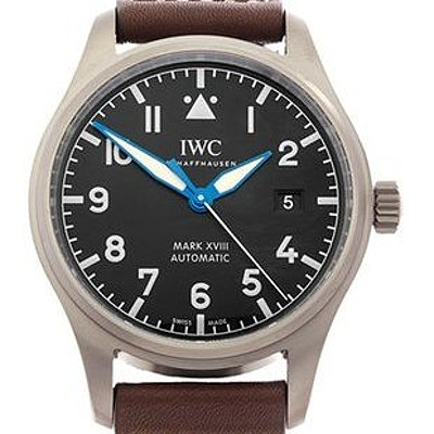 IWC Pilot's Watch Mark XVIII Heritage - IW327006