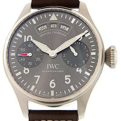 IWC Pilot's Watch Big Pilot Annual Calendar Spitfire - IW502702
