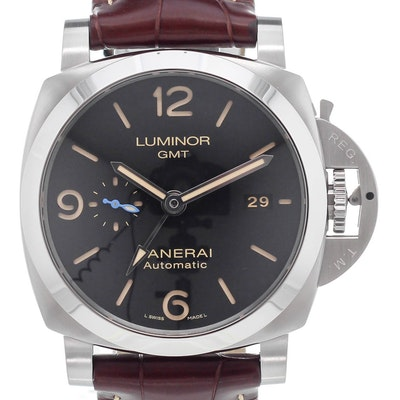 Panerai Luminor 1950 3 Days GMT Automatic Acciaio - PAM01320