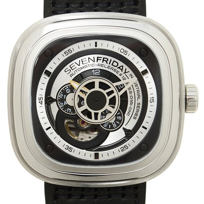 Sevenfriday P-Series P1/01 Industrial Essence - P1/01