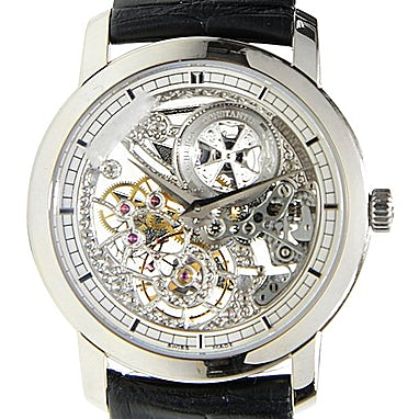 Vacheron Constantin Traditionnelle Openworked Small Model - 33158/000G-9394