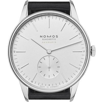 Nomos Orion neomatik 39 weiß - 341