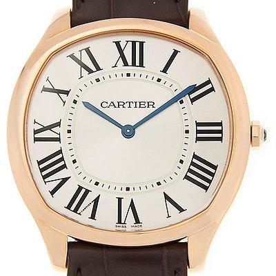 Cartier Drive Ultra-flach - WGNM0006