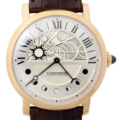 Cartier Rotonde Tag & Nacht - W1556243