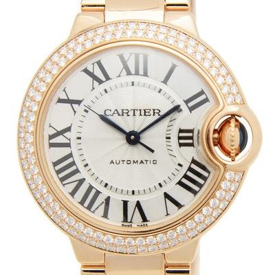 Cartier Ballon Bleu  - WE902064