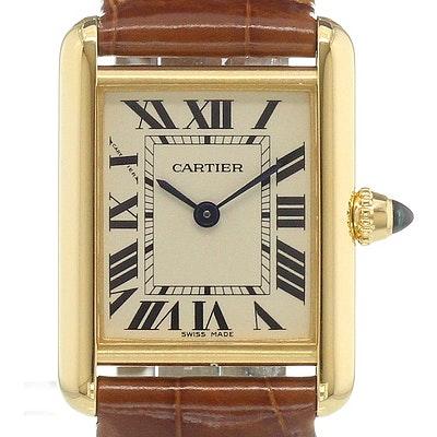 Cartier Tank Louis - W1529856