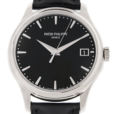 Patek Philippe Calatrava Date Sweep Seconds - 5227G-010