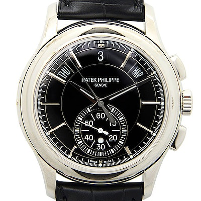 Patek Philippe Complications Chronograph Annual Calendar - 5905P-010