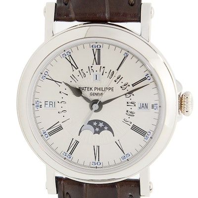 Patek Philippe Grand Complications Perpetual Calendar with Retrograde Date Hand - 5159G-001