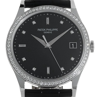 Patek Philippe Calatrava Date Sweep Seconds - 5297G-001