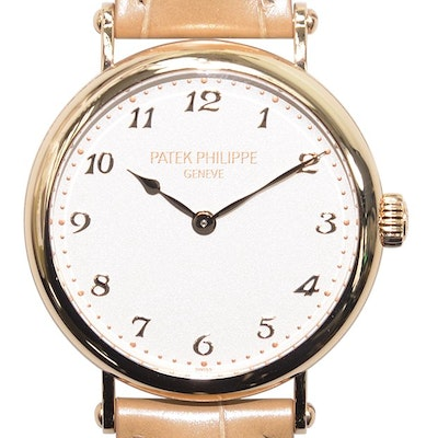 Patek Philippe Calatrava Ultra-Thin Mechanical Self-Winding Movement - 7200R-001