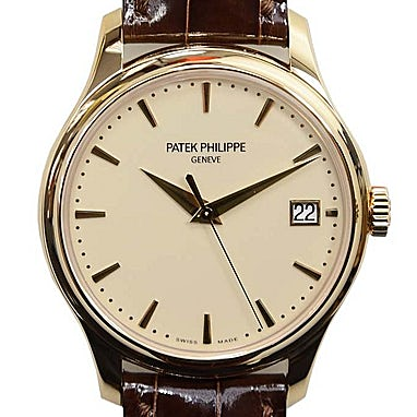Patek Philippe Calatrava Date Sweep Seconds - 5227J-001