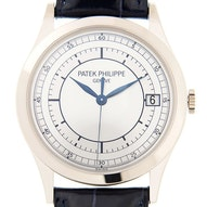 Patek Philippe Calatrava Date Sweep Seconds - 5296G-001