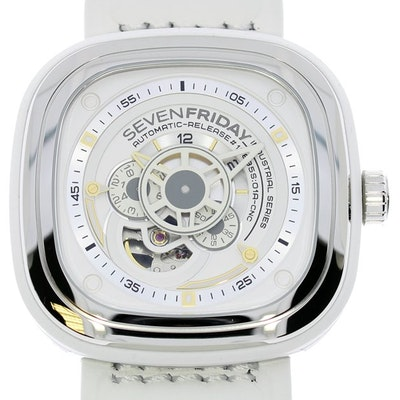 Sevenfriday P-Series P1/02 Industrial Essence Bright - P1/02