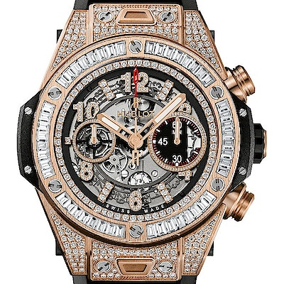 Hublot Big Bang Unico King Gold - 411.OX.1180.RX.0904