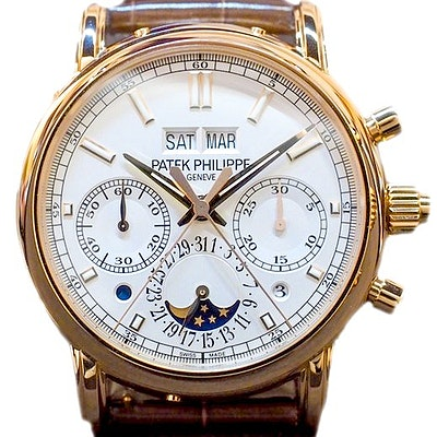 Patek Philippe Grand Complications Split-Seconds Chronograph Perpetual Calendar - 5204R-001