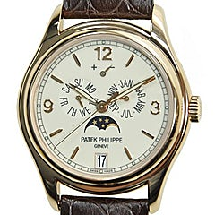 Patek Philippe Complications Annual Calender Moon Phases - 5146R-001
