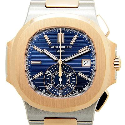 Patek Philippe Nautilus Chronograph Date - 5980/1AR-001