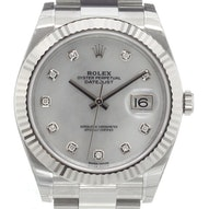 "Rolex Datejust 41""Baselworld 2017"" - 126334"