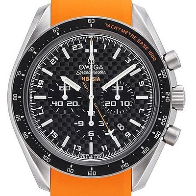 Omega Speedmaster HB-SIA Co-Axial GMT Chronograph - 321.92.44.52.01.003
