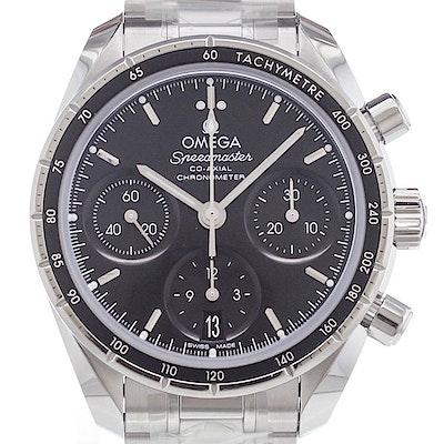 Omega Speedmaster 38 Co-Axial Chronograph  - 324.30.38.50.01.001