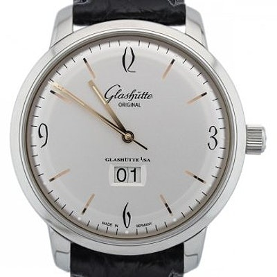 Glashütte Original Sixties Panorama Date - 2-39-47-01-02-04