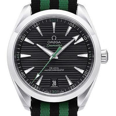 Omega Seamaster Aqua Terra 150 M Co-Axial Master Chronometer Golf Edition - 220.12.41.21.01.002